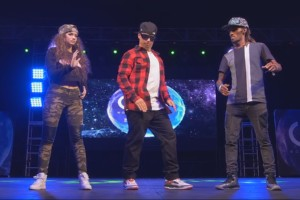Nonstop, Dytto & Poppin John - World of Dance Los Angeles 2015