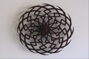Zinnia – Kinetic Sculpture