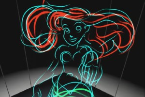 Glen Keane zeichnet Disney Figuren in Virtual Reality