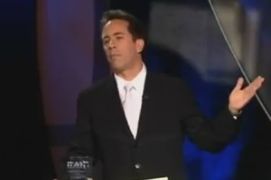 Jerry Seinfeld - All Awards Are Stupid