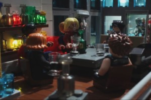 LEGO - The Age of Ultron in 2 Minuten