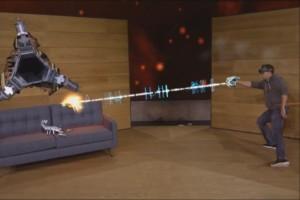 HoloLens - Project X-Ray