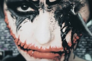Joker Make-Up