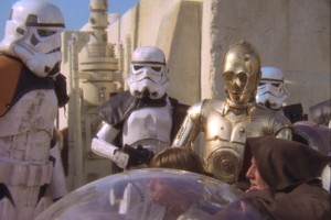 Star Wars – Bad Lip Reading