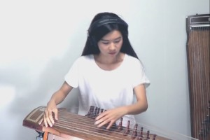 AC/DC - Back in Black | Zither Cover by Luna