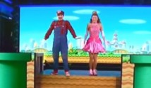 Super Mario Choreographie – Dancing With The Stars
