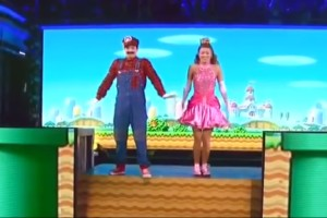 Super Mario Choreographie - Dancing With The Stars