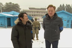 Conan Late Night Show aus Nordkorea