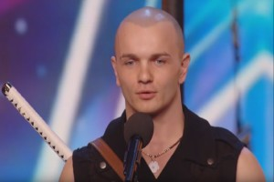 Alexandr Magala - Britain's Got Talent 2016