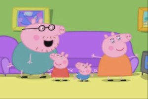 The Scottish Peppa Pig