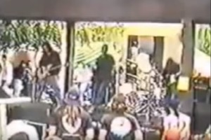 Rage Against The Machine - Erstes Live Konzert 1991