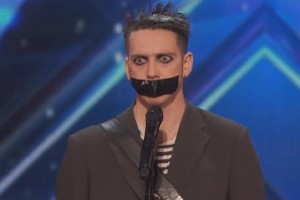 Tape Face - America's Got Talent 2016