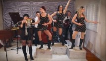 Give It Away – Red Hot Chili Peppers | 60s Austin Powers Style Cover