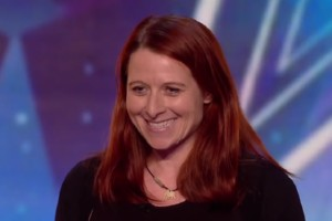 Anne Klinge - Britain's Got Talent 2016