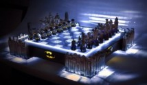 Batman Schach – Special Collectors Edition