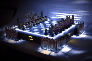 Batman Schach - Special Collectors Edition
