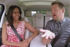 Michelle Obama – Carpool Karaoke