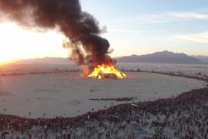 Burning Man - 2016