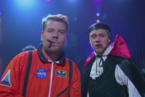 Candy - Niall Horan & James Corden