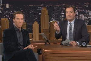 Mad Lib Theater mit Benedict Cumberbatch