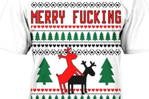 Merry Fucking Christmas T-Shirt