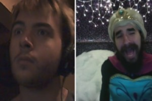 Let It Go | Chatroulette Version
