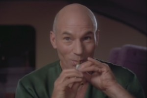 Captain Picard - Let it Snow