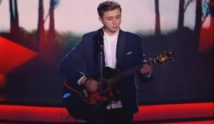 Andrey Pantyukh covert Wicked Game bei The voice of Ukraine