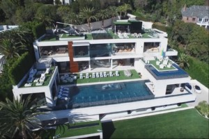 924 Bel Air Road - 250 Millionen Dollar Villa