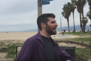 Harry Mack - Freestyle Rapper am Venice Beach