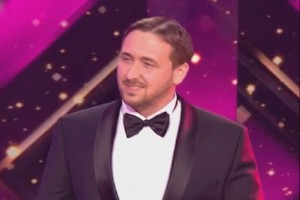 Fake Ryan Gosling - Goldenen Kamera 2017