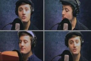 Belle - Beauty and the Beast | Cover by Nick Pitera