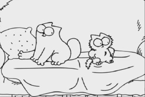 Simon's Cat - Copy Cat