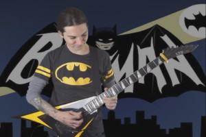 Batman 1966 Soundtrack trifft auf Metal