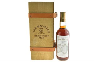The Macallan - Whisky für 60.000€