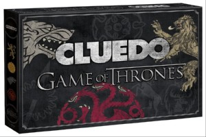 Cluedo - Game of Thrones Collector's Edition