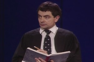 Rowan Atkinson - Dirty Names