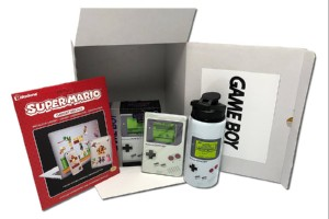 Nintendo GameBoy Retro - Geschenkbox