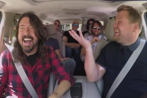 Foo Fighters - Carpool Karaoke