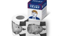 Take a Dump with Donald Trump - Klopapier