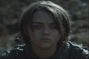 Arya Stark - The Wolf Girl