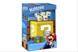 Yahtzee Super Mario Edition