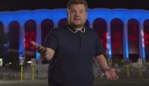 James Corden als General Manager