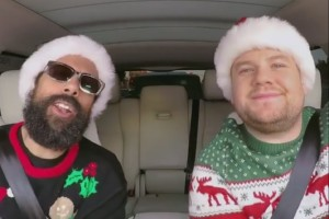 Santa Claus Is Coming to Town - Carpool Karaoke Version