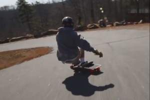 Skateboard Downhill FAIL Compilation