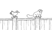 Simon's Cat – Crow