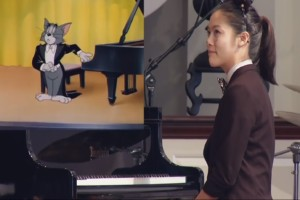 Cat Concerto - Tom and Jerry | Gespielt von Yannie Tan
