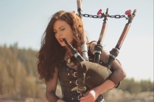 Shipping Up To Boston meets Enter Sandman - Bagpipe Cover