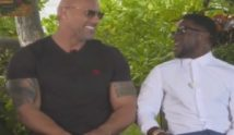 Kevin Hart und The Rock Johnson – Die lustigsten Momente