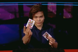 Shin Lim - America's Got Talent 2018 #2